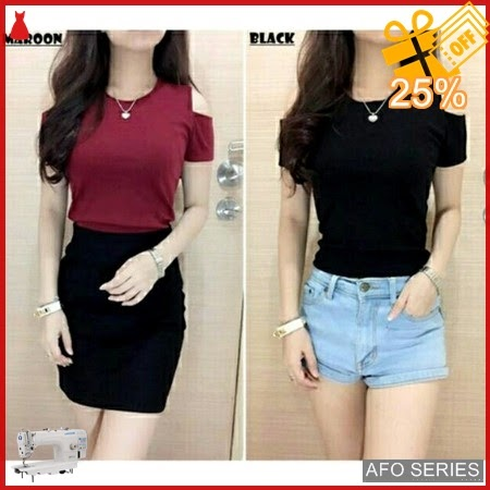 AFO138 Model Fashion Sasa Top Modis Murah BMGShop