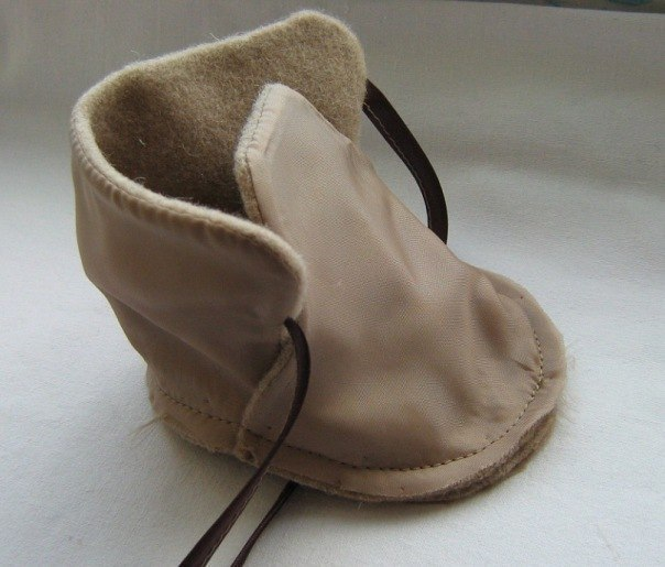 Выкройки обувь для кукол большеножек: шьём сапожки
