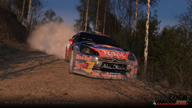 Sébastien Loeb Rally Gameplay Screenshot 3