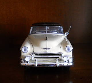 die cast model chevrolet belair 1950