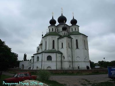 Старочеркасск фото войсковой собор