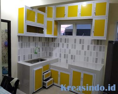 Jasa Kitchen Set Aluminium ACP di Bogor, Cibubur ...