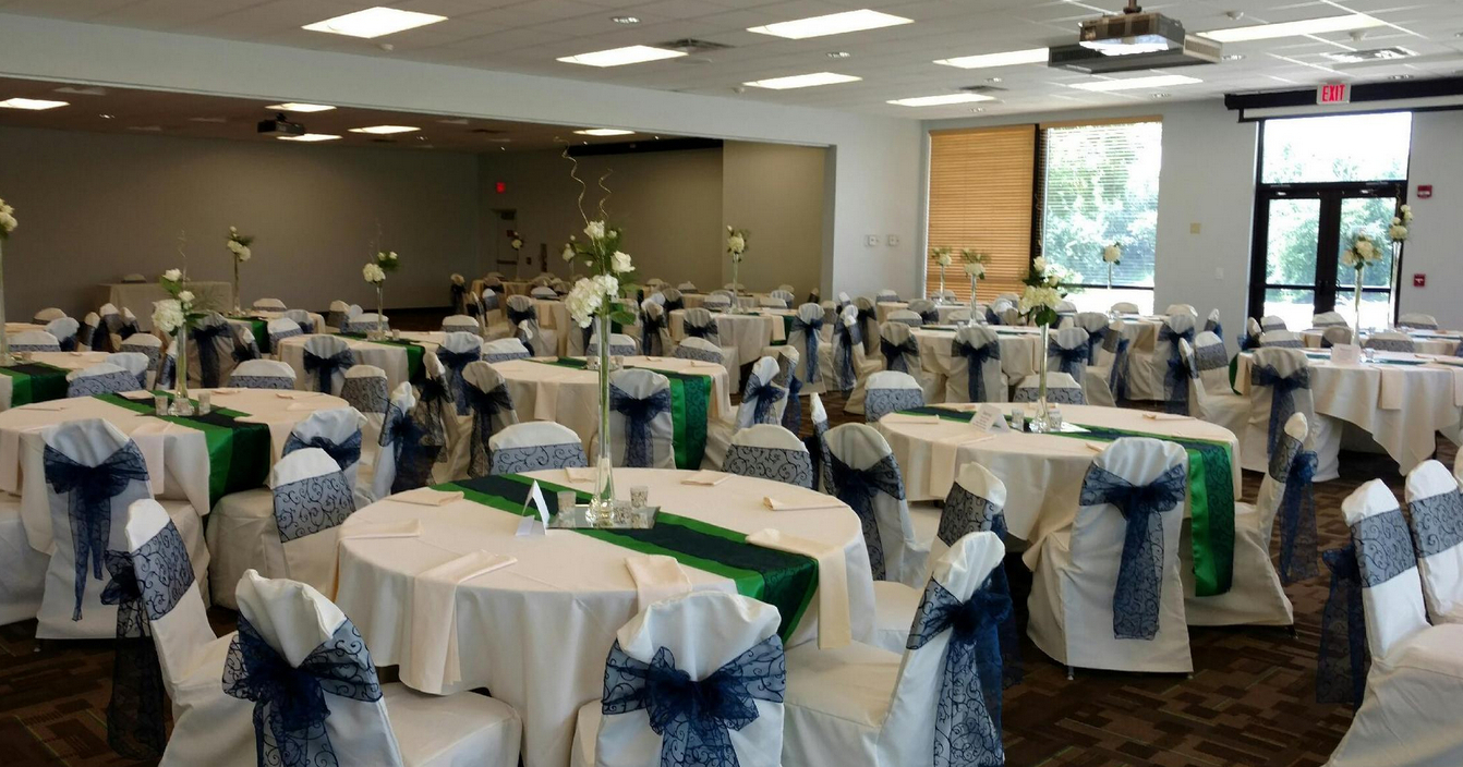 Fort Harrison State Park Wedding Venue