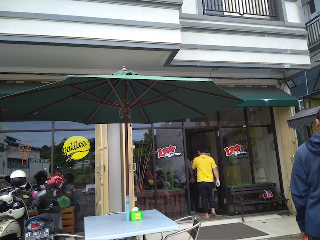 Galileo Cafe Tarakan
