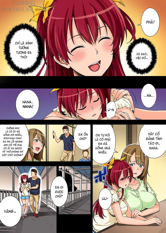 012 Bou Yuumei Shiritsu Daigaku YariCir no Jittai  - hentaicube.net - Truyện tranh hentai online
