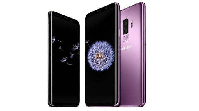 Samsung Galaxy S9 and S9+ on Sprint receive Android 9 Pie update