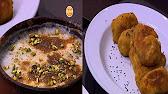 طريقة عمل بروكلي بالجبنة و كروكيت بالشيدر و أم علي مع أميرة شنب في أميرة في المطبخ  28 -11-2016