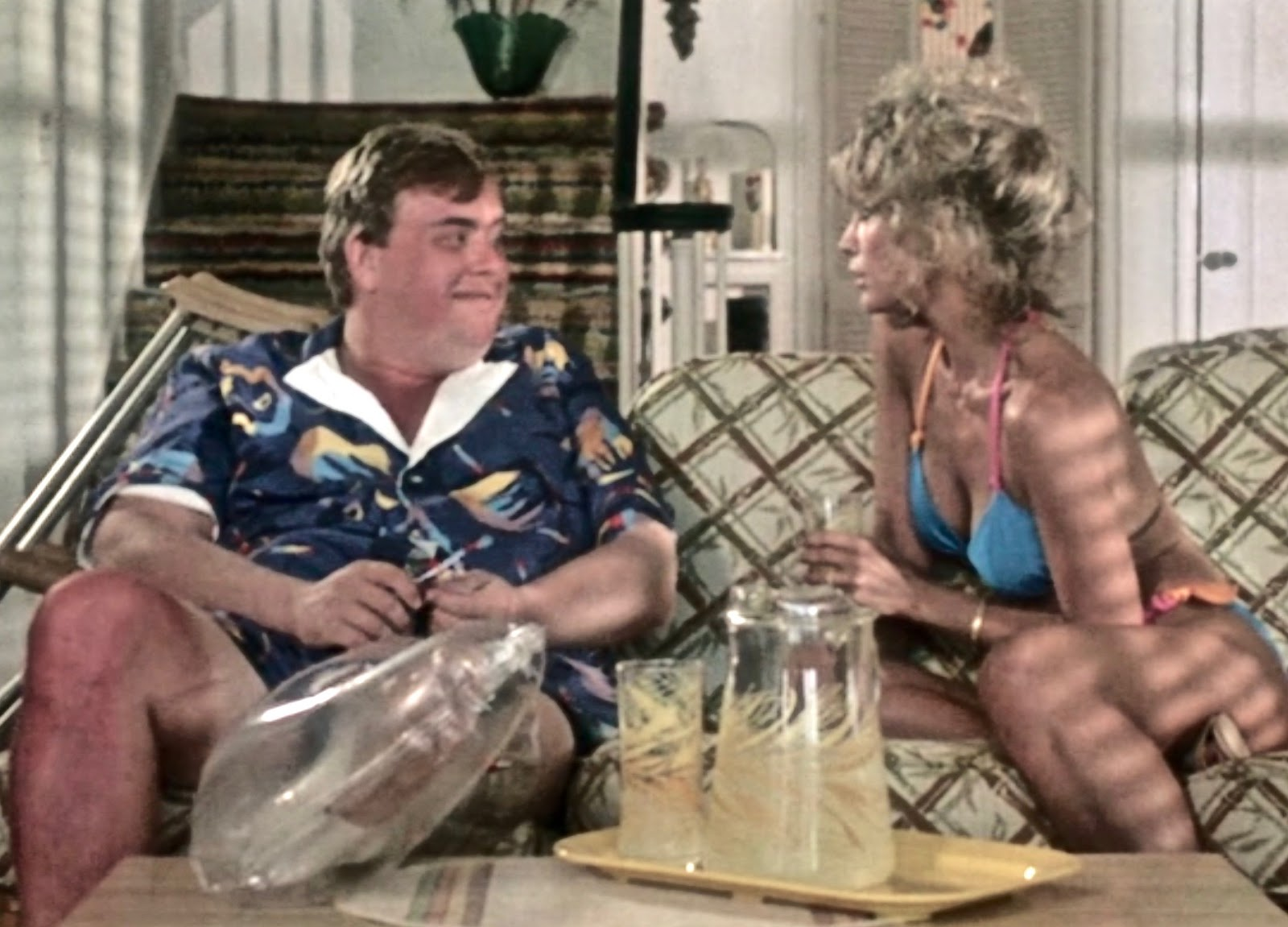 Cult Film Freak John Candy In Summer Rental W Rip Torn Kerri Green
