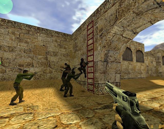 Image result for لعبة كونتر سترايك Counter Strike