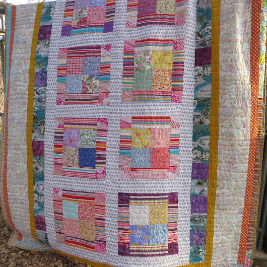 Blessings and the Bloggers Quilt Festival 2017