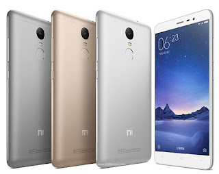redmi note 3 by xiaomi
