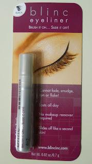Beauty Box 5 blinc eyeliner