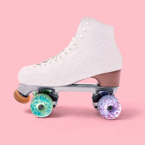"""Roller Donut"" por Paul Fuentes 