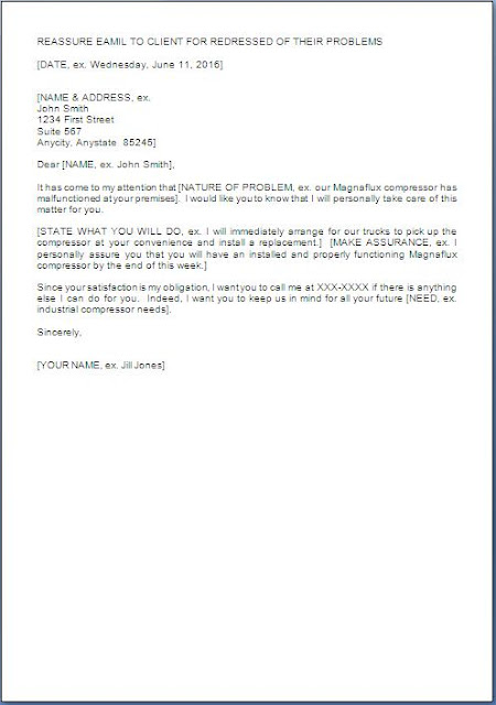 Complaint Letter to the Boss