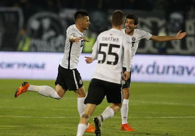 Rođendan proslavljen na najbolji način, najubedljiviji Partizan! (VIDEO)
