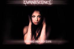 CORD GITAR -  Evanescene ( Bring me to life )