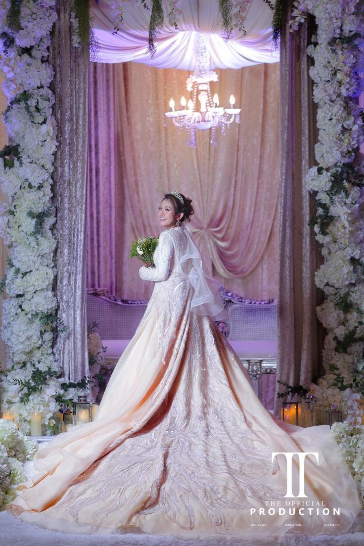 perkahwinan meriah, tajaan perkahwinan, penaja terbaik