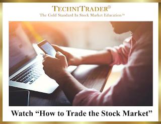 how to trade stock market webinar - TechniTrader