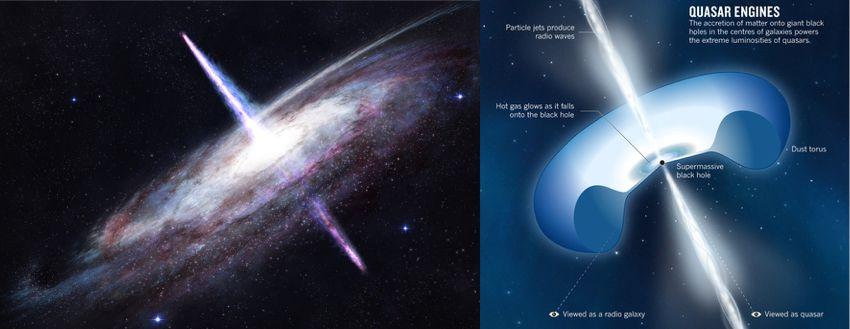Quasar - Gli scrittori della porta accanto