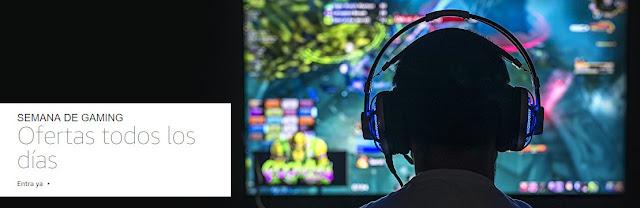 Mejores ofertas Semana de Gaming de Amazon