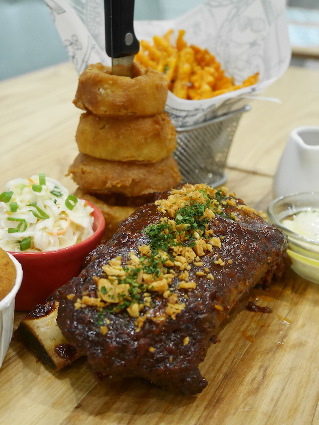 Dibs on the Beef Ribs - RM55