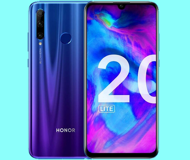 Honor 20 Lite Price in India May 2019, Release Date and Specs