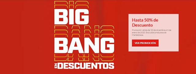 Top 5 ofertas Big Bang en descuentos de Worten