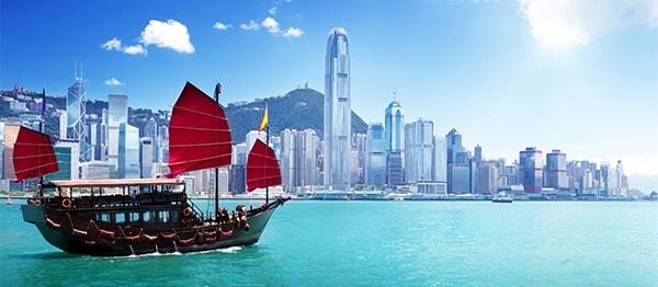 Hongkong Waterfront - Salika Travel - Paket Tour SIC Hongkong Periode Imlek 2018 - 15, 16, 17 & 18 Feb 2018