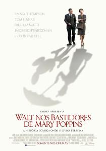 Review Walt nos Bastidores de Mary Poppins