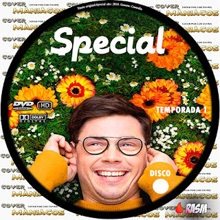 GALLETA ESPECIAL - SPECIAL - TEMPORADA 1 - 2019 [COVER DVD]