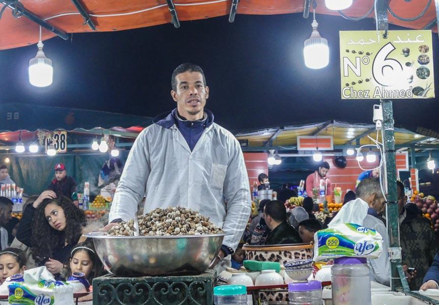 Tips of Marrakech medina