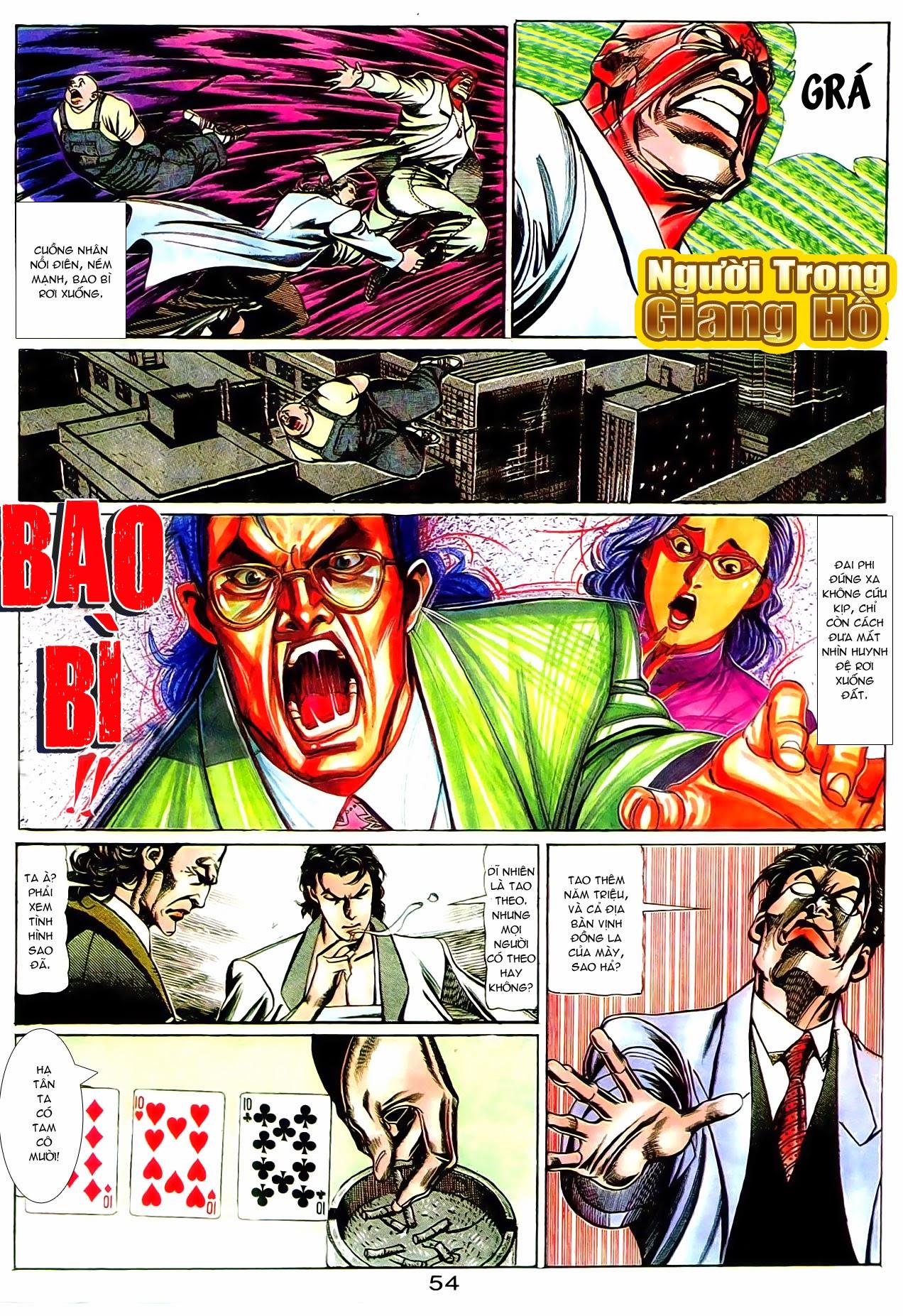 Người Trong Giang Hồ chapter 101: vô địch100% trang 8