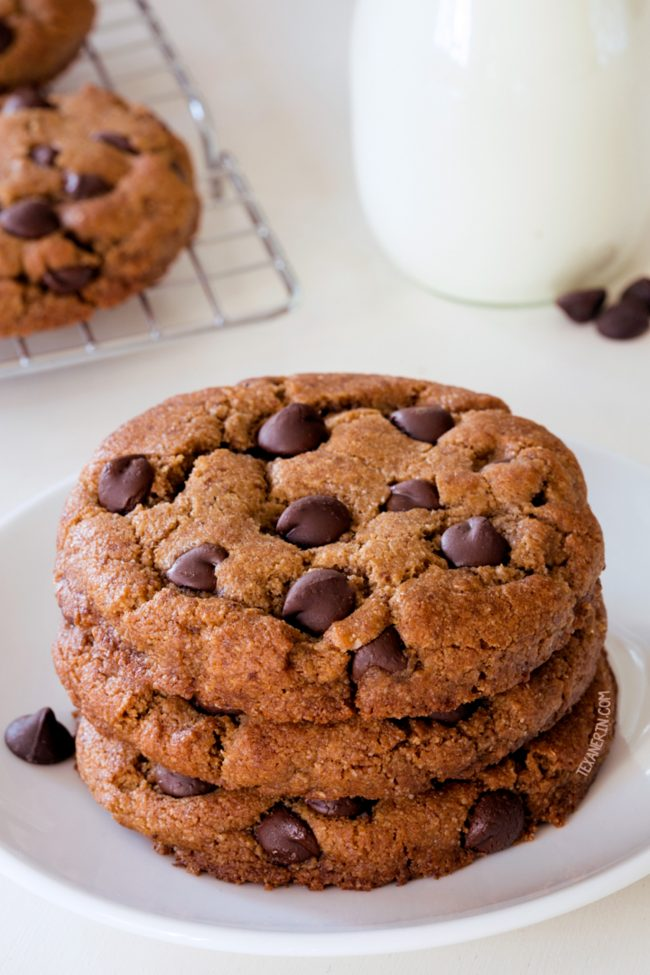 The Best Peleo Chocolate Chip Cookies