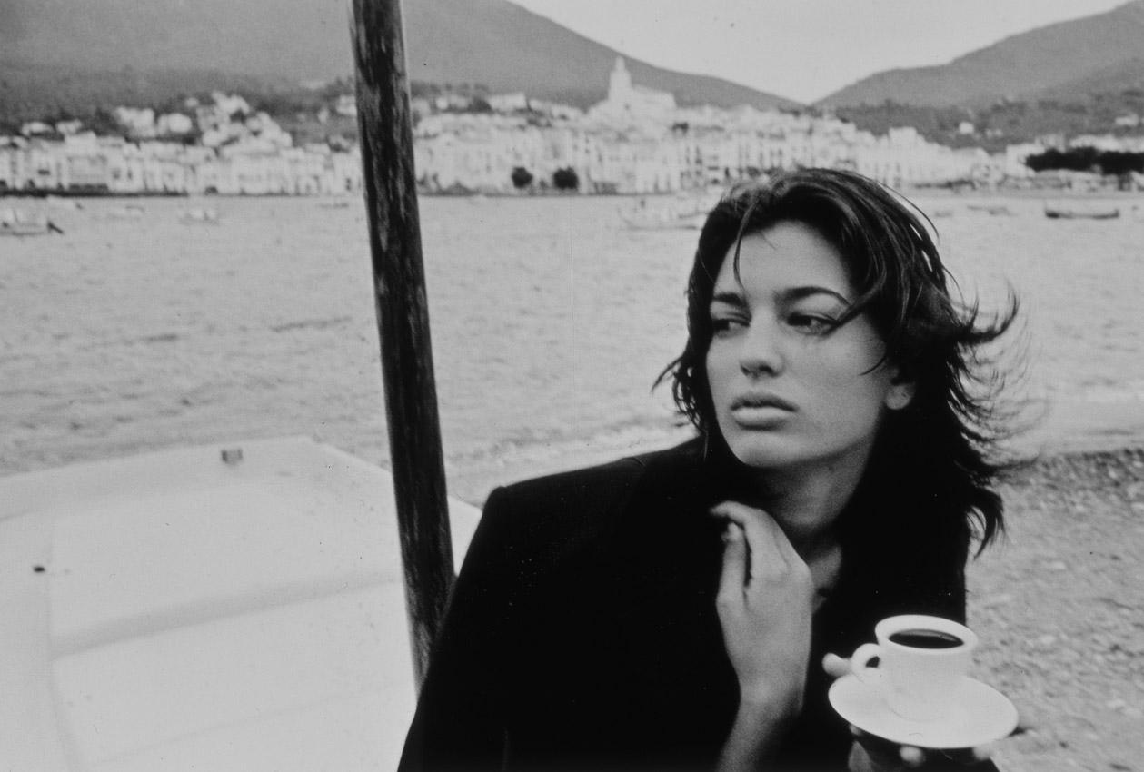 Maria Grazia Cucinotta Calendario Lavazza.Coleccionista De Imagenes Magnum Photos Calendario Lavazza