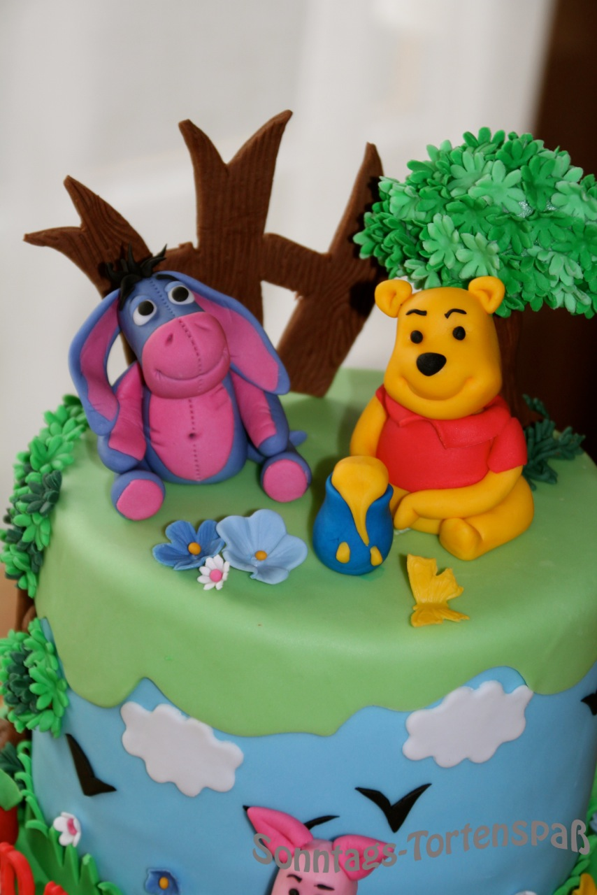 Immer wieder Sonntags: Winnie Pooh und seine Freunde
