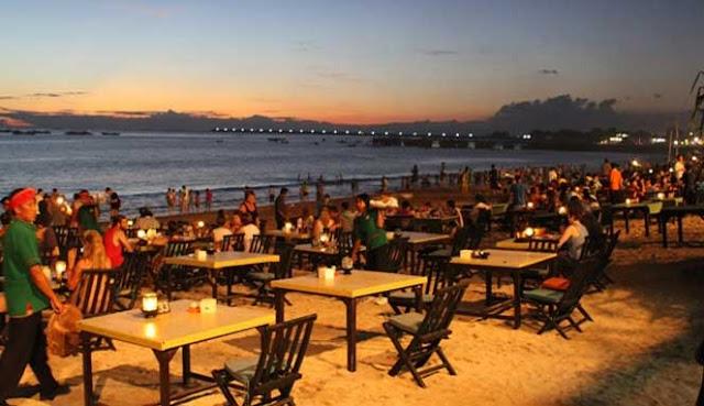 Pesta Seafood Pantai Pangandaran