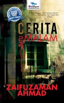 Novel Seram Cerita Satu Malam Karya Zaifuzaman Ahmad