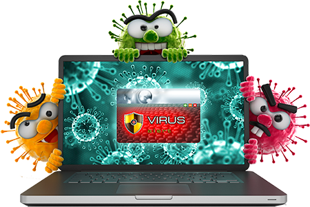 virus that shuts down computer automatically