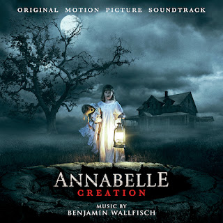 annabelle creation soundtracks