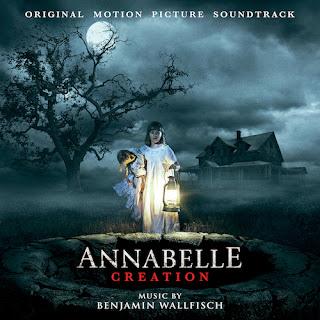 annabelle creation soundtracks