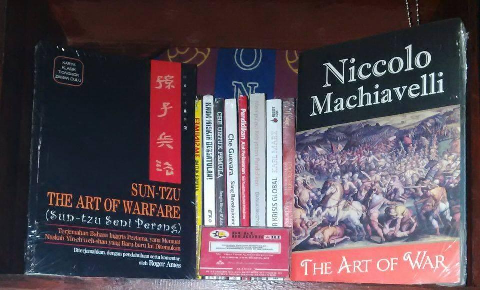 Antara Strategi Sun Tzu dan Niccolo Machiavelli Siapa Sun Tzu atau Sun Zi Bingfa ?