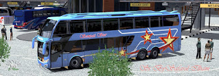 Download Mod Ets2 Bus jetliner Double Decker DD