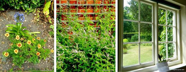 Jardins da casa de Jane Austen