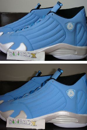 outlet store 7176b 92397 THE SNEAKER ADDICT: Air Jordan XIV 14