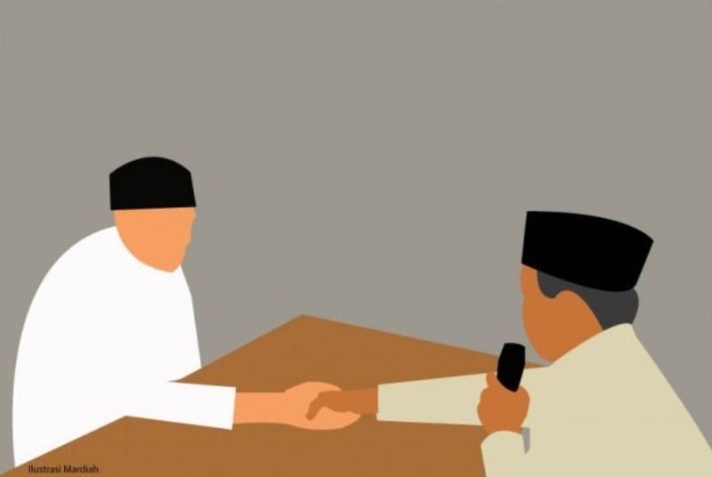 Jamal Zarabozo Belajar Al-Quran Menuntunnya Bersyahadat
