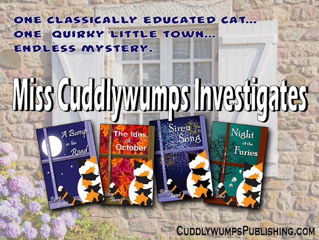 Miss Cuddlywumps Investigates mystery series