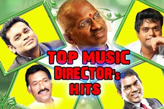 Top Music Director's Super Hit Audio jukebox