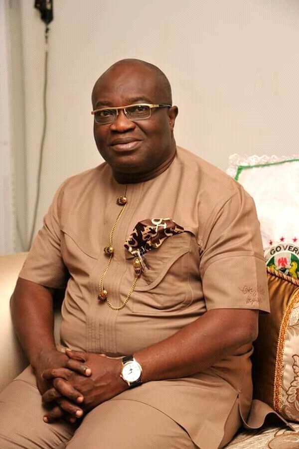 Ikpeazu blasts Abia civil servants over bloated wage bill