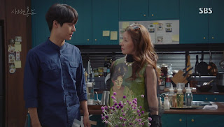 Sinopsis Temperature of Love Episode 13