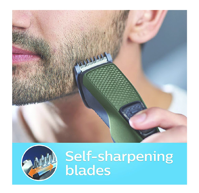 philips trimmer review in hindi